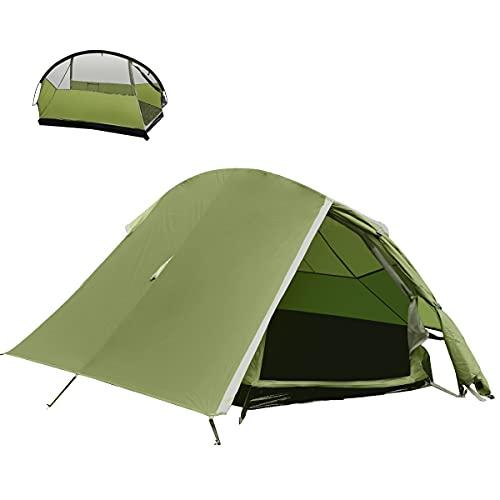 BACKTURE Campingzelt, Ultraleichte 1-2 Personen...