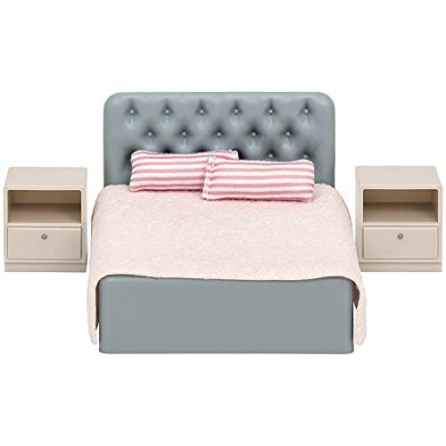Lundby 60-306400 - Schlafzimmer Puppenhaus -...