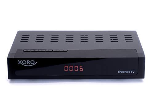 Xoro HRT 8729 Hybrid DVB-C/DVB-T/T2 Receiver (HDTV...