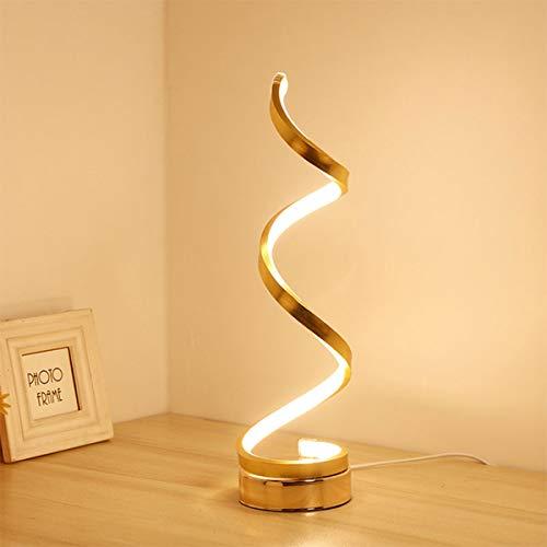 Tischlampe LED Nachttischlampe Schreibtischlampe...