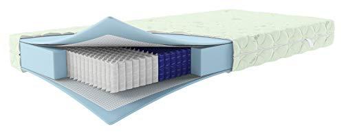 Matratzen Perfekt Tonnentaschen-Federkern-Matratze...