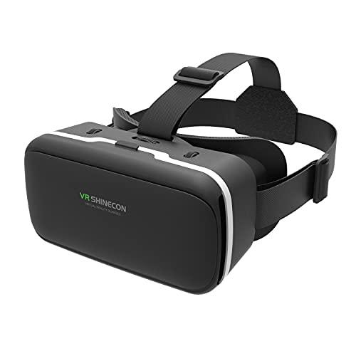 GUBENCI VR Brille Handy Virtual Reality Headset,...