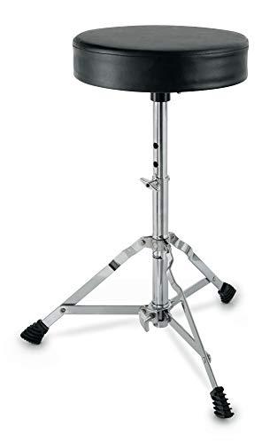 XDrum Schlagzeughocker Semi (Höhenverstellbar...