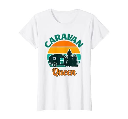 Caravan Queen Camping Wohnwagen Zubehör Camper...