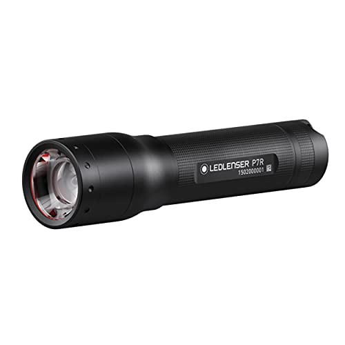 Ledlenser P7R LED Taschenlampe, fokussierbar,...