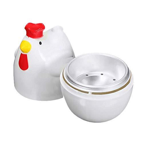 Haudang Chick-Shaped 1 gekochtes Ei Dampfgarer...