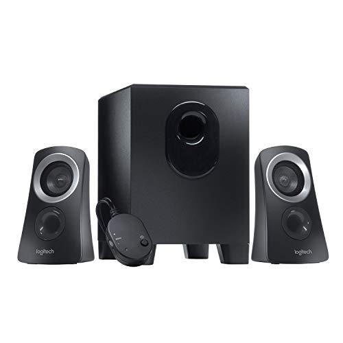 Logitech Z313 2.1 Lautsprecher-System mit...