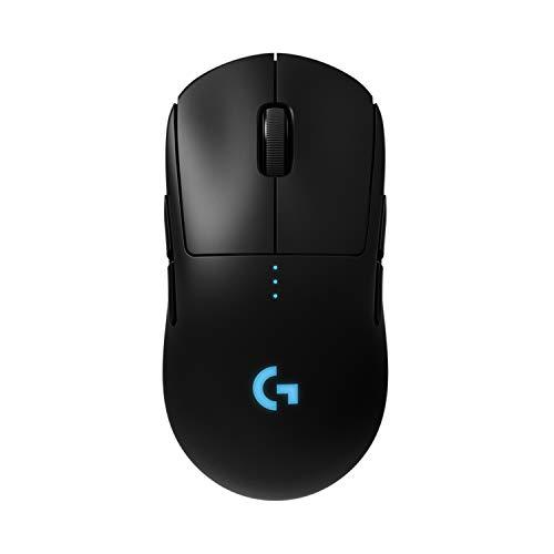 Logitech G PRO Wireless Gaming-Maus mit HERO 25K...