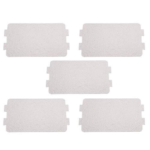 5 Stücke Mikrowelle Glimmer Platte Blatt...