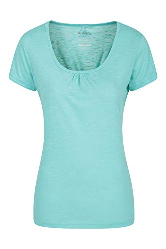 Mountain Warehouse Agra Damen-T-Shirt - leichtes,...