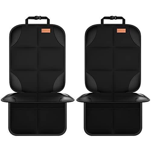 Smart eLf Kindersitzunterlage,2 Stück sitzschoner...