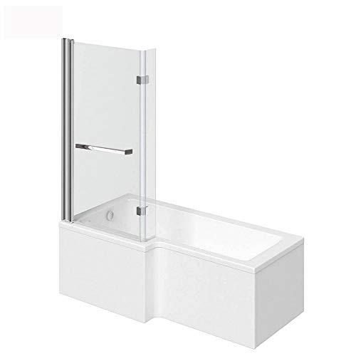 Home Deluxe - Badewanne mit Duschwanne - Elara...