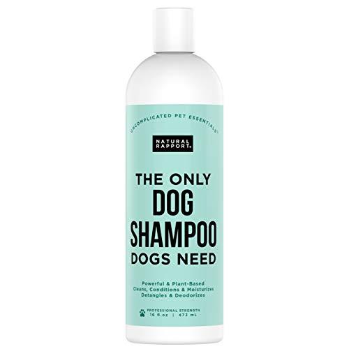 Natural Rapport Kokosöl Hundeshampoo als...