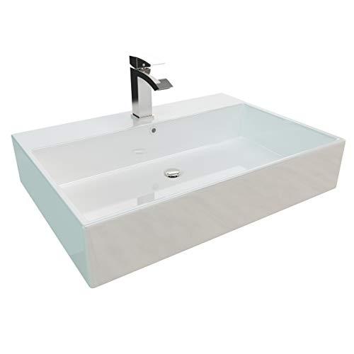 Kerabad Handwaschbecken zur Wandmontage –...