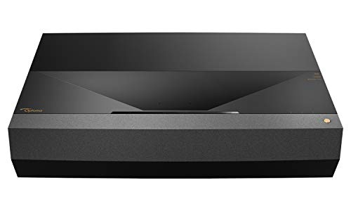 Optoma UHZ65UST Laser-Beamer, schwarz, UltraHD/4K,...