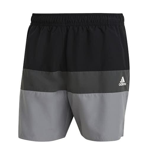 adidas GM2219 Block CLX SL Swimsuit Mens...