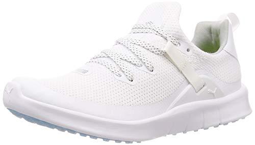 Puma Damen Laguna Sport Golfschuhe, Weiß White...