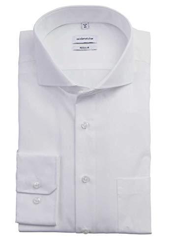 Seidensticker Herren Business Hemd Modern Fit...