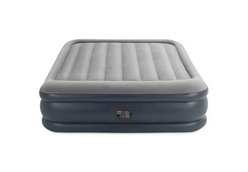 Intex Deluxe Pillow Rest Raised Luftbett - Queen -...