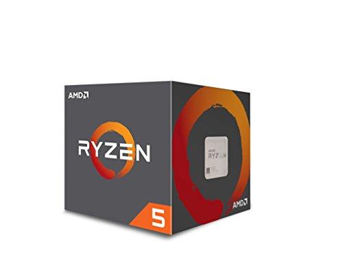 AMD YD2600BBAFBOX Prozessor RYZEN5 2600 Socket AM4...