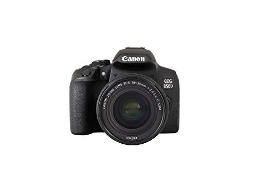 Canon EOS 850D DSLR Digitalkamera Gehäuse - mit...