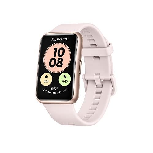 HUAWEI WATCH FIT new Smartwatch, 1,64 Zoll...
