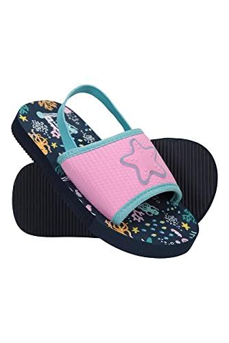 Mountain Warehouse Kinder-Flip-Flops - Leicht,...