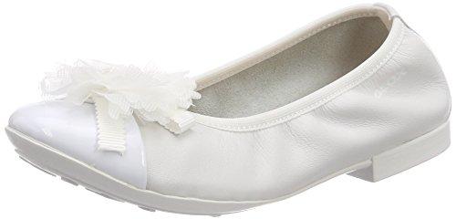 Geox Mädchen JR PLIE' B Geschlossene Ballerinas,...