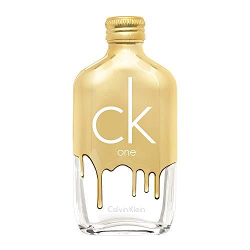CALVIN KLEIN ck one Gold Eau de Toilette,...