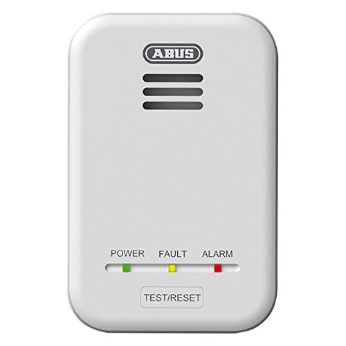 ABUS Gasmelder GWM100ME für Gasthermen - Erdgas...