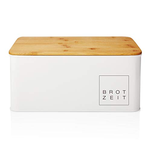 Lumaland Cuisine Brotkasten Brotdose Brotbox aus...