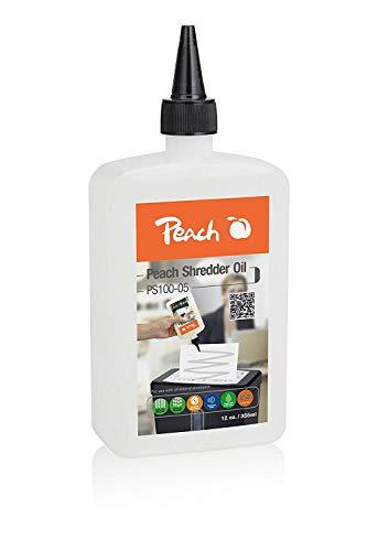 Peach Aktenvernichter-Öl PS100-05 |Inhalt 355 ml...