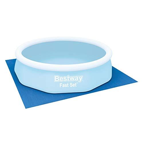Bestway Flowclear™ quadratische Bodenplane, 335...