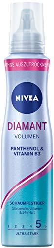 NIVEA Diamant Volumen Schaumfestiger Ultra Stark...