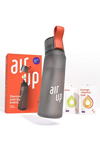 air up® Starter-Set - 1 x Trinkflasche BPA-freies...