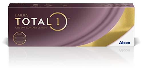 Dailies Total 1 Tageslinsen weich, 30 Stück / BC...