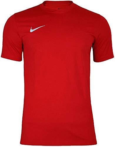 NIKE Herren Kurzarm T-Shirt Trikot Park VI, Rot...