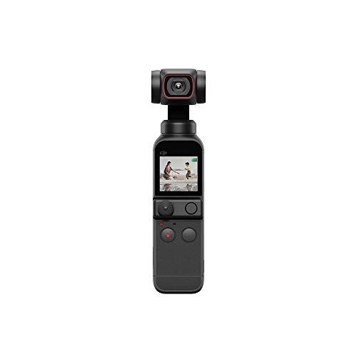 DJI Pocket 2 - 3-Achsen Kamerastabilisierung 4K,...