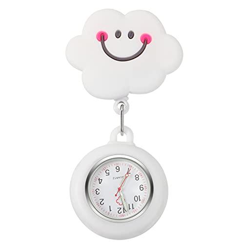 iplusmile Frauen Krankenschwester Clip auf Uhr...