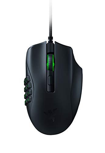 Razer Naga X Ergonomic MMO Gaming Mouse with 16...