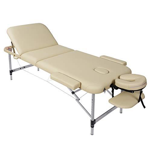 Naipo Massageliege Massagetisch Beauty Bed Faltbar...
