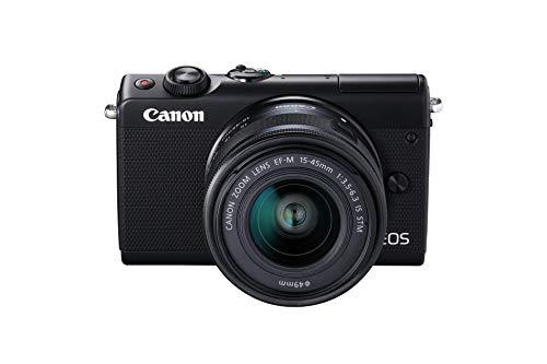 Canon EOS M100 SLR Digitalkamera - mit Objektiv...