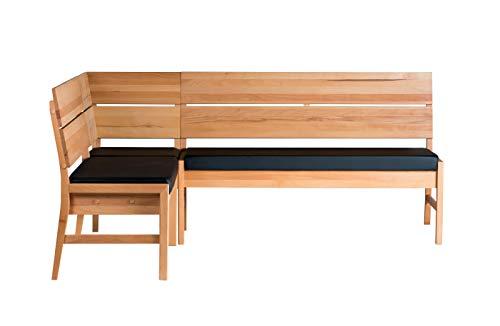 Amazon Brand – Gotland Eckbank, 194,8 x 154,8 x...
