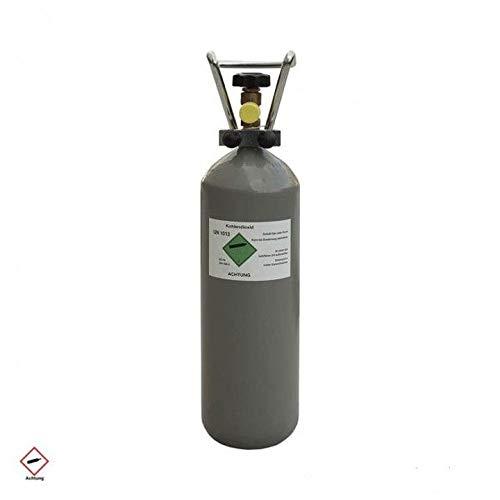 2 kg CO2 Gasflasche Kohlensäure Aquaristik Bar...