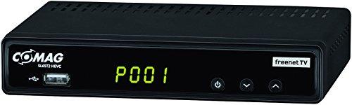 Comag SL65T2 Full-HD HEVC DVB-T/T2 Receiver (PVR...