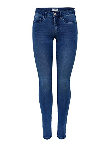 ONLY Female Skinny Fit Jeans ONLRoyal Regular...