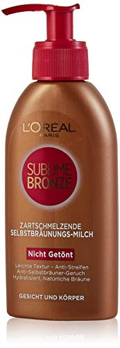 L'Oréal Paris Sublime Bronze...
