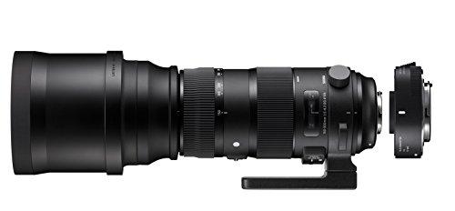 Sigma 150–600mm F5–6.3DG OS HSM Sport...