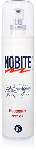 NOBITE Hautspray, Insektenabwehrmittel zum...