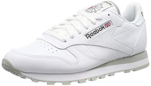 Reebok Herren Classic Lthr 2214 Sneakers, Weiß...